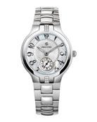 Small Signature Sport Diamond Watch Head & 18mm Stainless Steel Bracelet