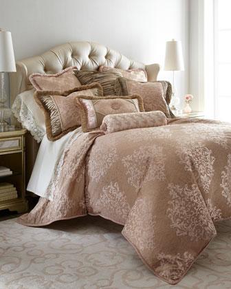 Pink Pavilion Bedding