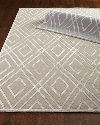 Jewel Point Rug