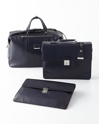 Navy Astor Travel Bags