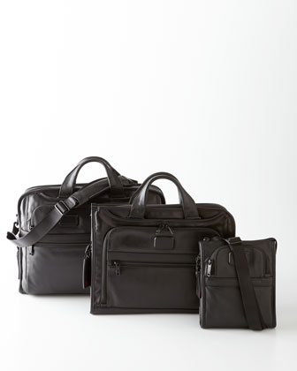 Black Alpha 2 Business Travel Bags