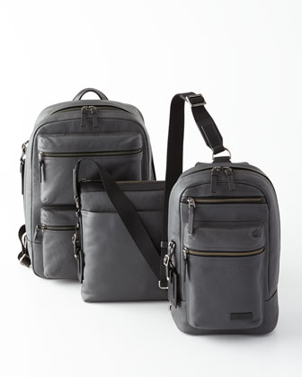 Mission Iron Leather Bags