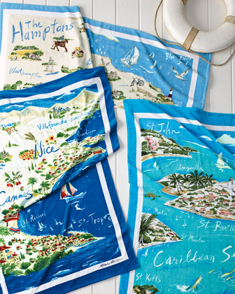 Destination Beach Towels
