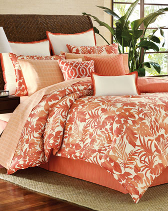 Queen 4-Piece Palma Sola Comforter Set