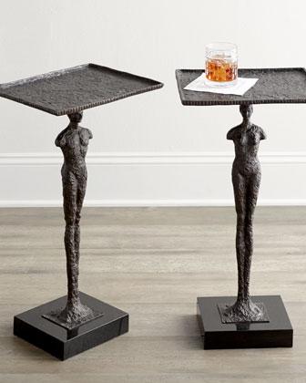 Manvel & Manvelene Side Tables