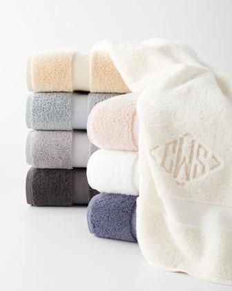 Lotus Towels