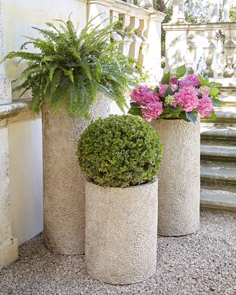NM EXCLUSIVE Verdun Indoor/outdoor Planters