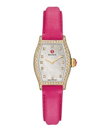 Urban Coquette Diamond Watch Head & Two-Tone Bracelet Strap