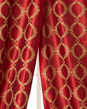Sericate Curtains