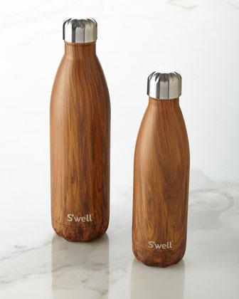 Teakwood Reusable Bottle