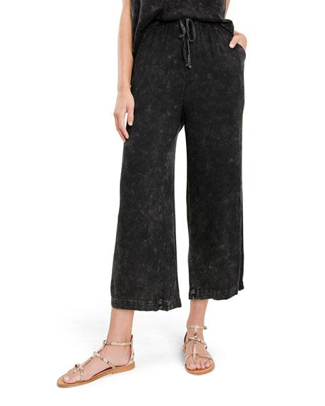 Bootcut Jeans, Blue/Black