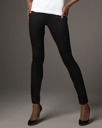 Pitch Denim Leggings