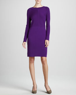 Adrienne Vittadini Wool Dress