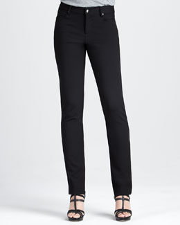 Christopher Blue Astor Five-Pocket Leggings