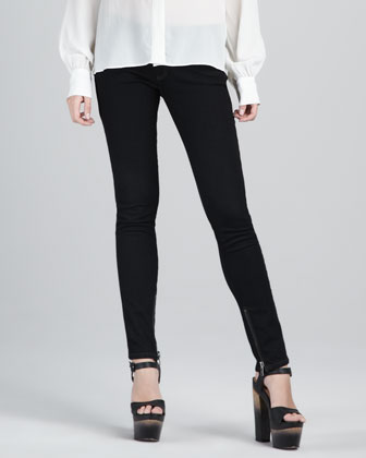Julie Skinny Jeans, Black