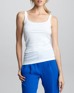 Vince Favorite Tank, White