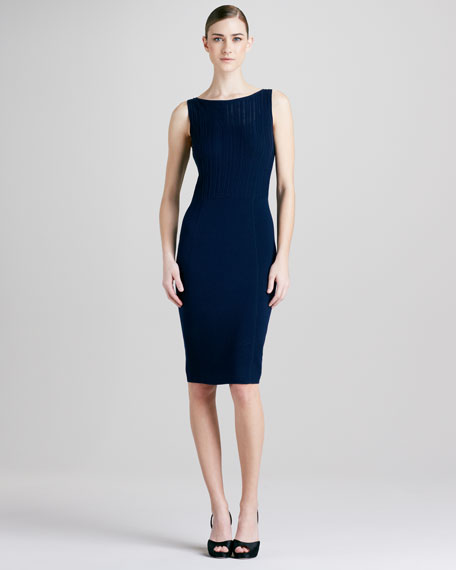 Anika Fine Merino Dress