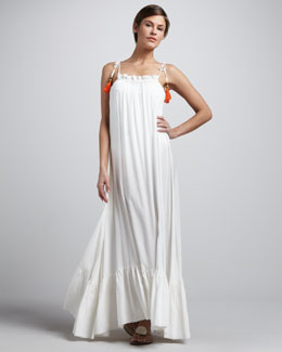 6 Shoreroad Monsoon Tie-Strap Maxi Dress