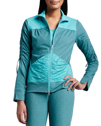 Eco Drawstring Jacket