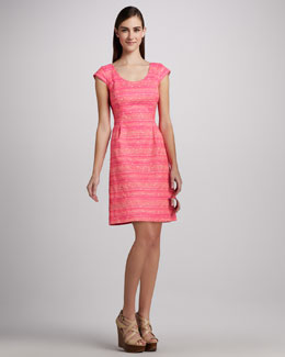 Lilly Pulitzer Rylan Boucle Dress