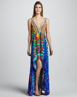 Camilla Mantra High-Low Dress