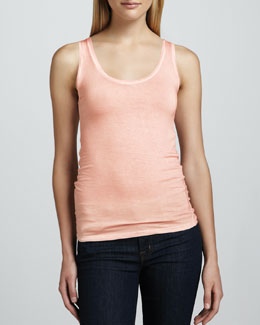 NM Luxury Essentials Soft Touch Tank Top