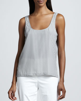 Deco Side-Slit Tank