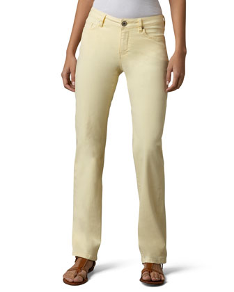Madison Twill Pants, Short