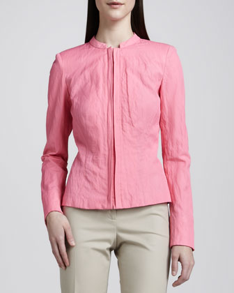 Margot Crinkle Jacket