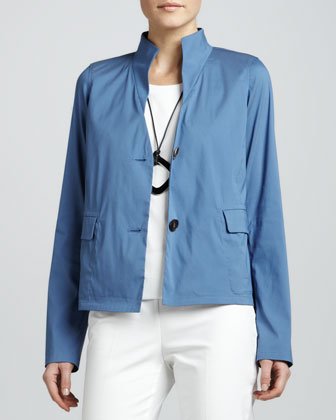 Diana Two-Button Jacket