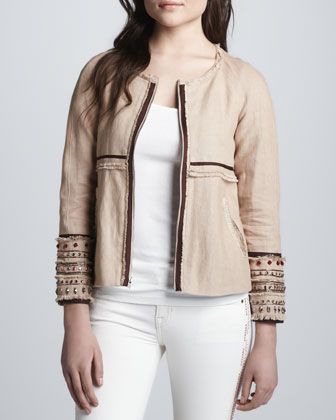 Jayne Embellished Jacket