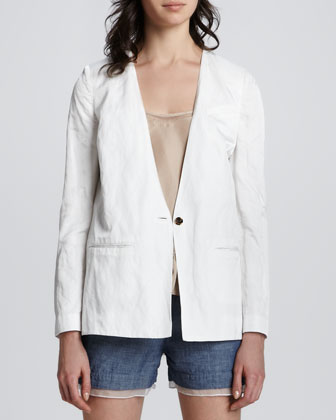Athena Split-Side Blazer