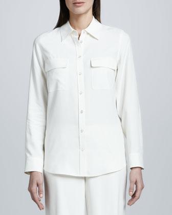 Safari Silk Shirt, Women's