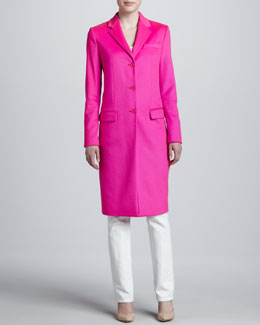 Michael Kors Reefer Coat