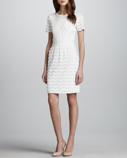 MARC by Marc Jacobs Lace Tiered Dress
