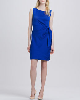 Diane von Furstenberg New Della Stretch Georgette Dress