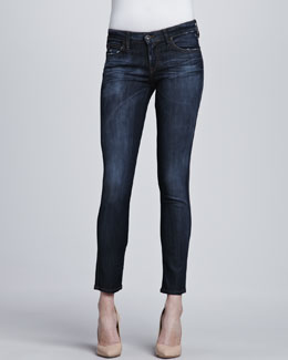 Rich and Skinny Skinny Ankle Peg Jeans, Eleanor