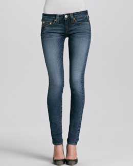 True Religion Stella Basic Skinny Jeans