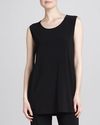 Tunic-Length Tank, Women's