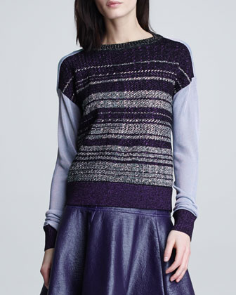 Night Sky Knit Sweater