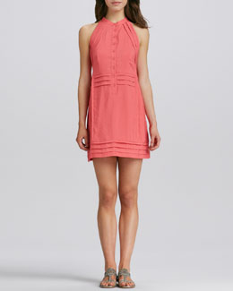 Nanette Lepore Costa Brava Halter Dress