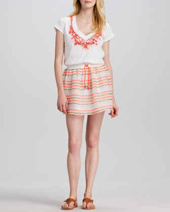 Paige Drawstring Skirt