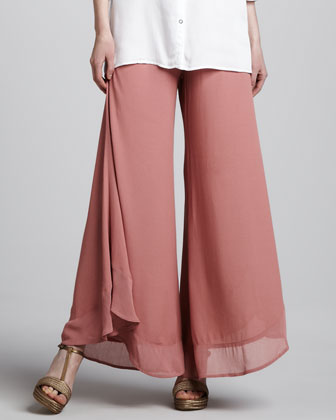 Collette Wide-Leg Pants