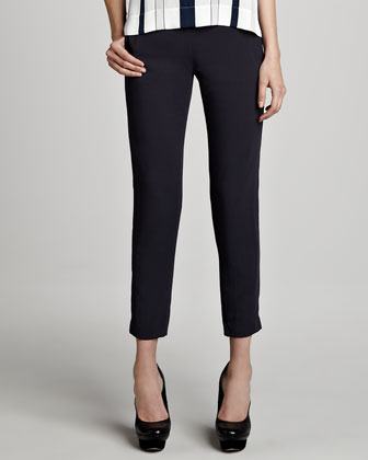 Timba Polished Slim Pants