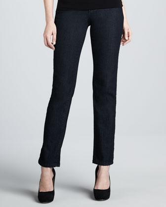 Sheri Skinny Dark Jeans