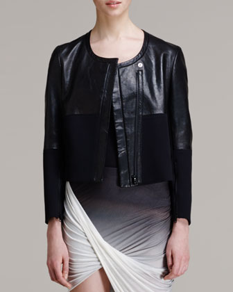 Motion Paneled Jacket