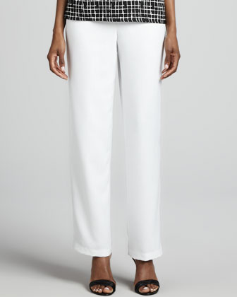 Travel Straight-Leg Pants