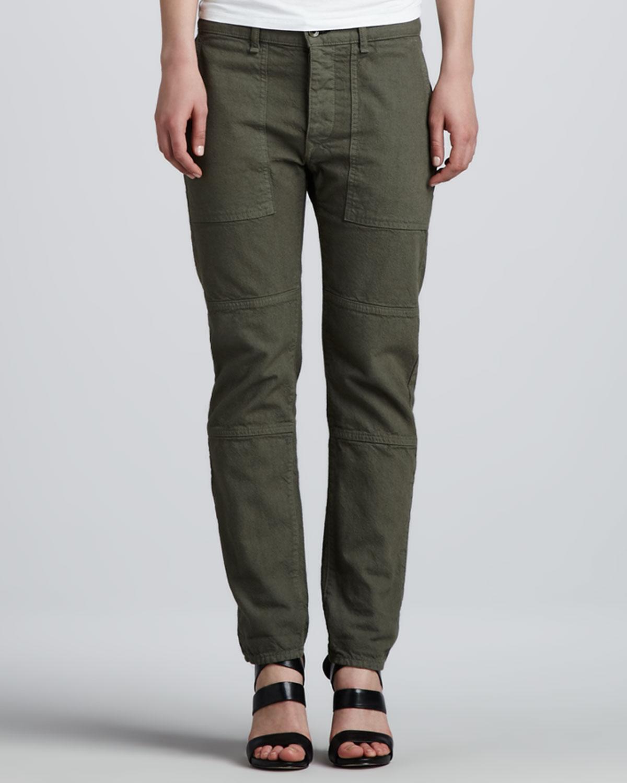 Womens Army Brigade Cargo Pants   rag & bone/JEAN