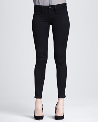 Soho Super-Skinny Pull-On Jeans