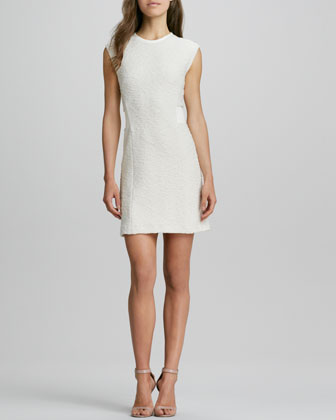 Boucle Sheath Dress